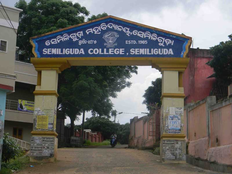 Semiliguda College established in 1985 by some eminent social workers who believed in freedom, civil rights & importance of Higher Education for the distressed and down-trodden tribals whose hopes...